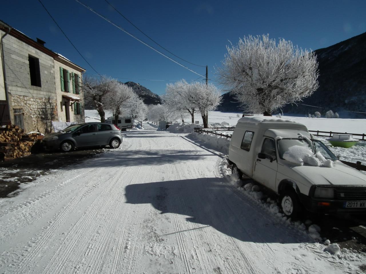 Ouverture 25 janvier 2013 - Le village